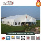 20X50m Classic Luxury Dubai Tent for Sale with Party Decorations