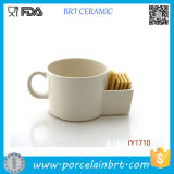 Unique Style Characteristic Ceramic Cookie Mug Cup