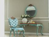 Antique Home Furniture, Dining Chair, Wooden Dresser Armrest Chair (BA-2704-B)