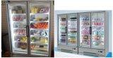Fresh Fruit Display Cooler Refrigerated Freezer Display Showcase