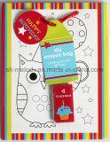DIY Craft Paper Bag/DIY Crayon Gift Bag for Holiday & Birthday