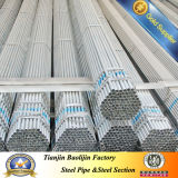 ERW Hot DIP Galvanized Carbon Steel Pipe Price List