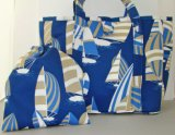 OEM Design Colorful Stylish Cotton Beach Bag