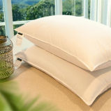 Down Proof Goose Feather Pillow Clean Bedding Pillow of Wholesale