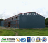 China Manufacturer Modular Homes/Steel Building/Storage