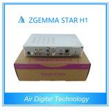 Digital Receiver Enigma2 Linux Zgemma-Star Satellite TV Zgemma-Star H1 Satellit Receiver HDTV PVR