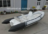 5.2m Liya Console for Inflatable Boats Fiberglass Yacht with Engine