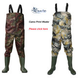Free Shipping Neoprene Waterproof Fishing Chest Wader