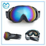 Coating UV 400 Prescription Sports Ski Glasses with Wide Band