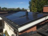 1kw-5kw High Efficiency Solar Energy System