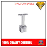 Stainless Steel Square Pipe Bracket for Balustrade Fittings (JBD-A071)