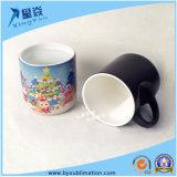 Sublimation Ceramic Heart Color Changing Mug