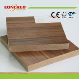 1 AAA Grade Natural Veneer Laminated MDF with Oak/Teak/Cherry/Ash Face
