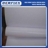 Frontlit Canvas PVC Flex Banner (solvent print fabric)