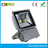 Aluminum Alloy 2700k-7000k IP65 Outdoor 100W LED Floodlight