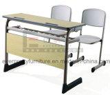 New Sample of School Desk Chair in Showroom