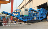 Hot Selling Crawler-Type Mobile Stone Crusher