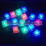 Promotional Glow Ice Cube LED Ice Cube Flashing Ice Cube for Bar