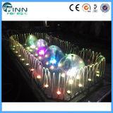 LED Mushroom Fountain Nozzle Design Artificial Fountain