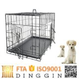 Metal Cage for Small Animals with 2 Doors