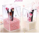 Acrylic Makeup Organizer Case for Cosmetic Brush