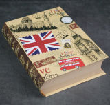 Fake Book Decorative Paper Boxes Book Shaped Unique Gift Boxes