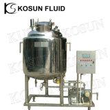 Stainless Steel Food Grade Milk Pasteurization Equipment