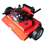Garden Lawn Mower Electric Start ATV Tow Lawn Mower with Ce