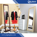 1.1mm to 8mm Waterproof Silver Mirror Glass, Double Coated