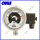 Explosion-Proof and Induction Electric Contact Pressure Gauge