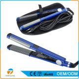 Handhole LCD Display Hair Flat Iron Hair Straightener for Home Use