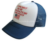 Promotional Screen Print Sponge Mesh Sport Trucker Hat (TRT046)