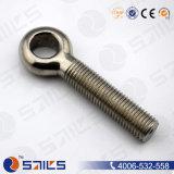 Stainless Steel Screw Long Shank Eyelet Bolt
