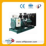 Open Cummins Engine and Stamford Alternator Diesel Generator Set