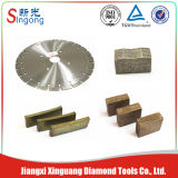 Different Kinds of Cutting Tools Diamond Marble Cutting Segment