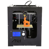 Desk 3D Printer Kit Assembly with ABS/PLA Filaments