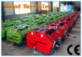 Pto Small Round Hay Baler, Automatic Grass Baler, CE Approval