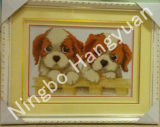 Picture Frame/Photo Frame/ Cross Stitch Picture/Photo/ Decorative Wall Picture