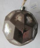 Hand Made Christmas Glass Ball