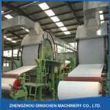 DC-1092mm Small Scale Toilet Paper Production Line