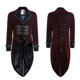 Y-635 Gothic Spring New Style Gentle Classical Man Long Jacket