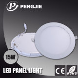 Hot Sale 15W LED Panel Light with CE (Round)