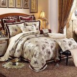 Super Soft Velour & 3D Yarn-Dyed Jacquard &Comforter 8 PCS Set (SH16006-1)