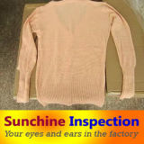 Knitted Garment Quality Inspection Services in China on Fabric