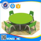 Round Plastic Table Price Indoor Playground Kids (YL6201)
