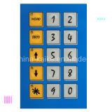 Tag Membrane Switch Keypad