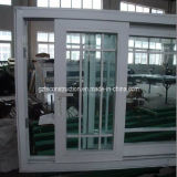 Double Glazing UPVC Sliding Window with Built-in Grid