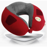 Pillow Massager with Music Memory Foam Neck