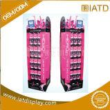 Pop up Cardboard Display Wall Floor Retail Tile Storage Shelf
