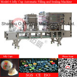 Plastic Cups Rice Wine Jelly Packing Machine